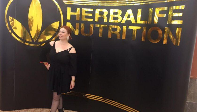 Fatma Baz,; Biz kimiz biz herbalıfe nutrition bagımsız üyesiyiz dedi