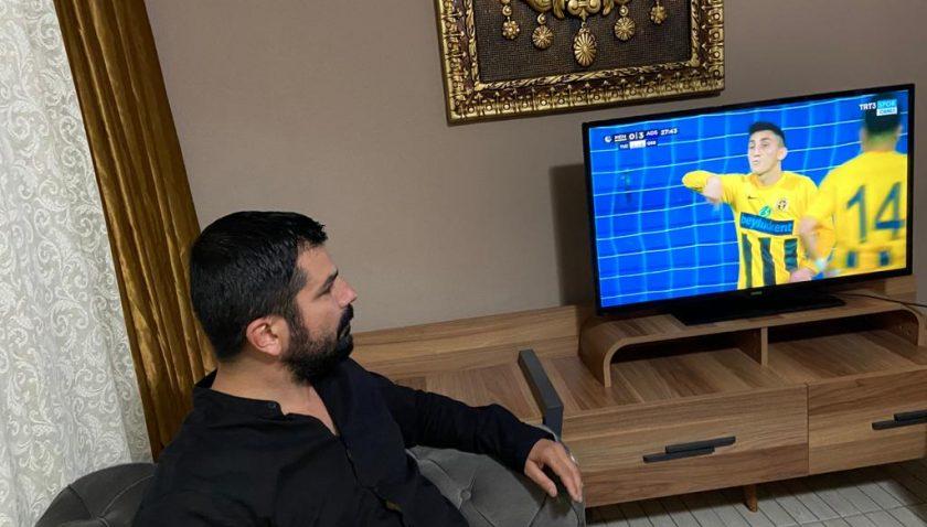 Bora Toprak'tan Adana Demirspor'a Şampiyonluk Mesajı