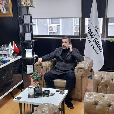İsmail Karadağ'dan Bayram Mesajı
