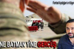 Ferhat Aydoğan ; Ey Şehidim Dağlarında Ben Öleydim