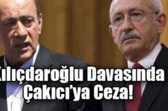 Kılıçdaroğlu Davasında Çakıcı'ya Ceza!